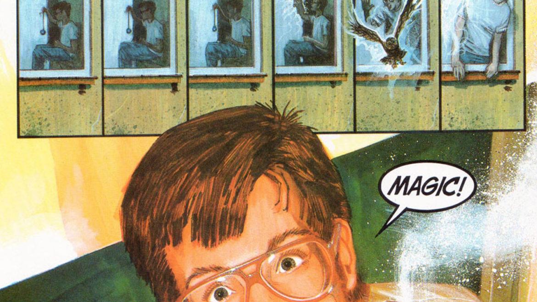 DC Comics Timothy Hunter Books of Magic