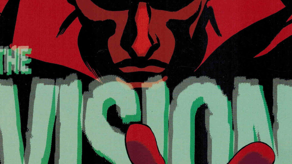 The Long Boxers - Blog - Variant Collecting - The Vision 1