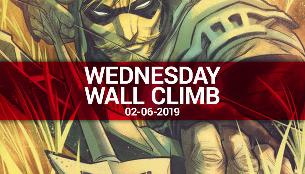The Long Boxers - Blog Hero - Wednesday Wall 2019-2-06