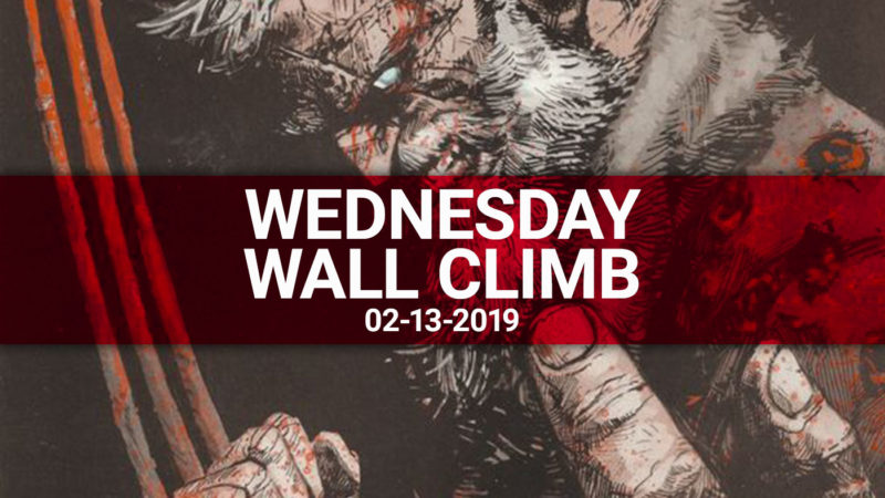 The Long Boxers - Blog Hero - Wednesday Wall 2019-2-13