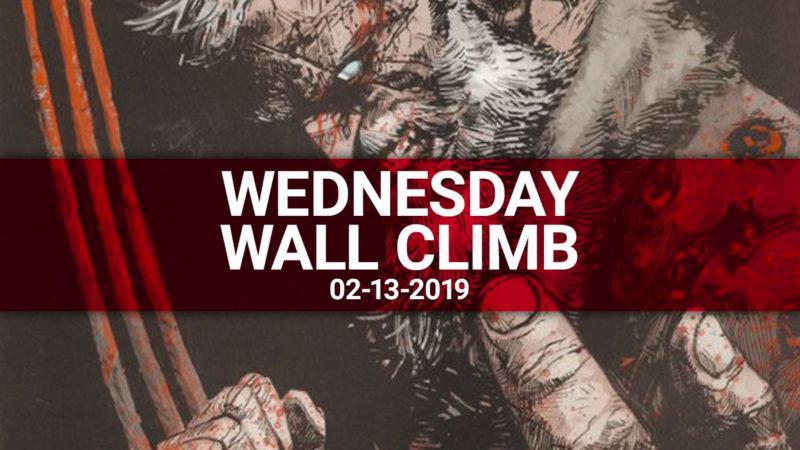 The Long Boxers - Blog Hero - Wednesday Wall 2019-2-13