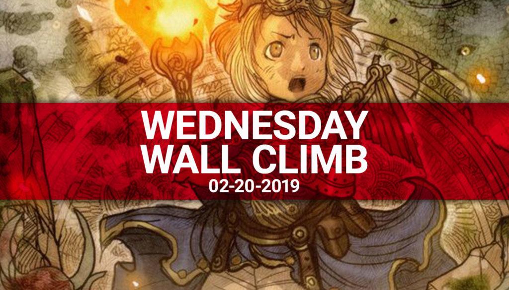 The Long Boxers - Blog Hero - Wednesday Wall 2019-2-20