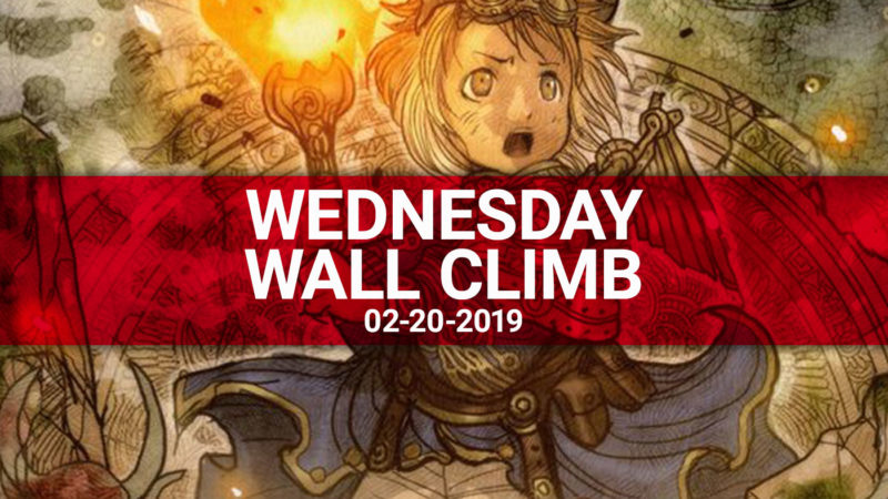 The Long Boxers - Blog Hero - Wednesday Wall 2019-2-20