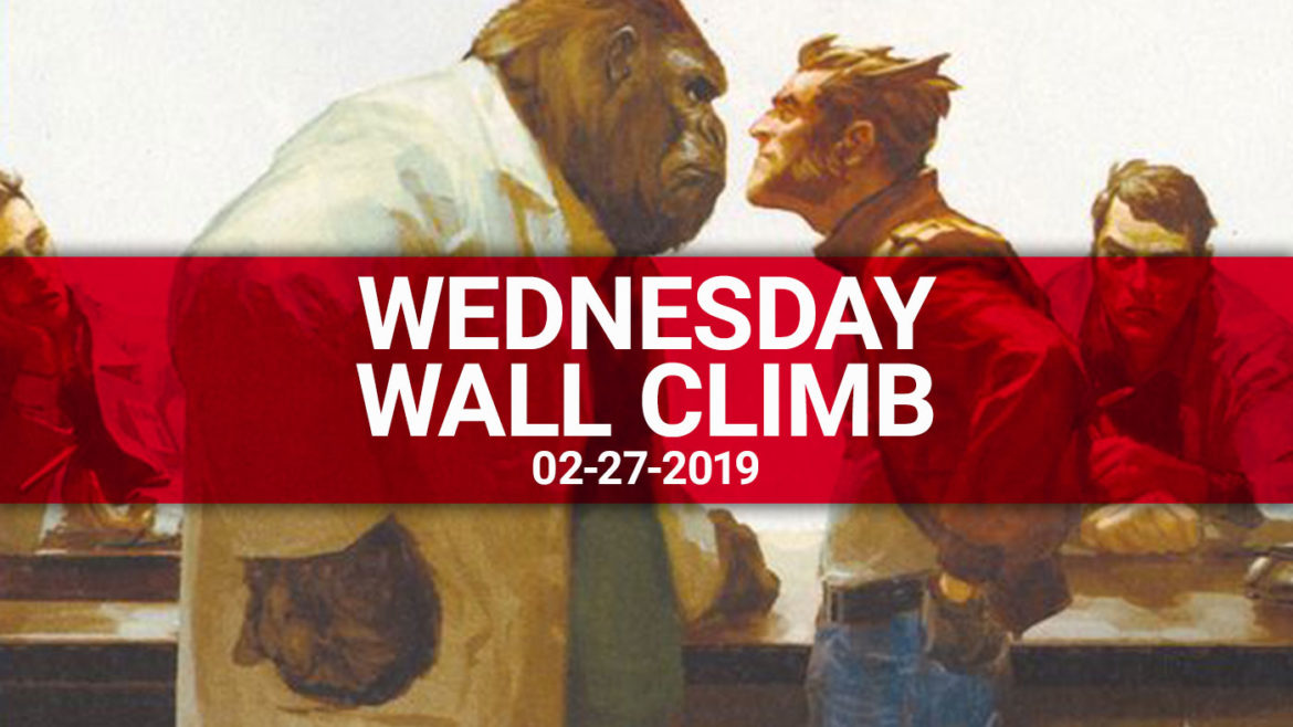 The Long Boxers - Blog Hero - Wednesday Wall 2019-2-27