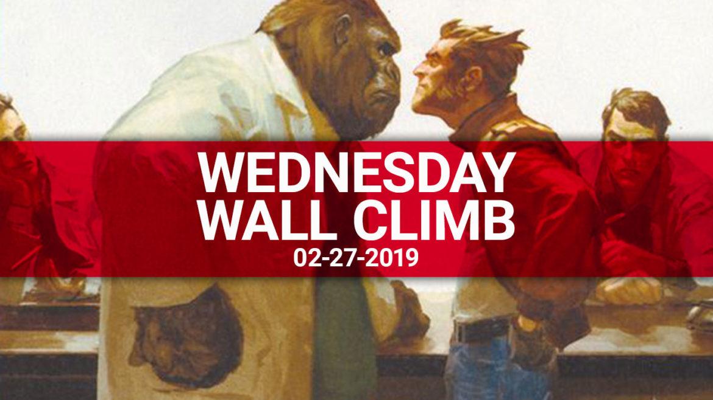 The Long Boxers - Blog Hero - Wednesday Wall 2019-2-27