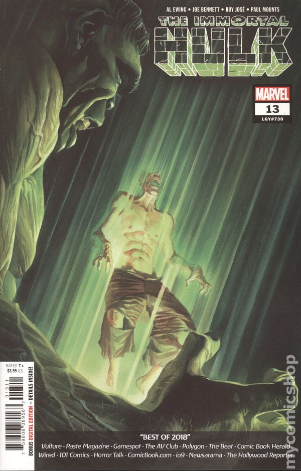 The Long Boxers - Immortal Hulk #13