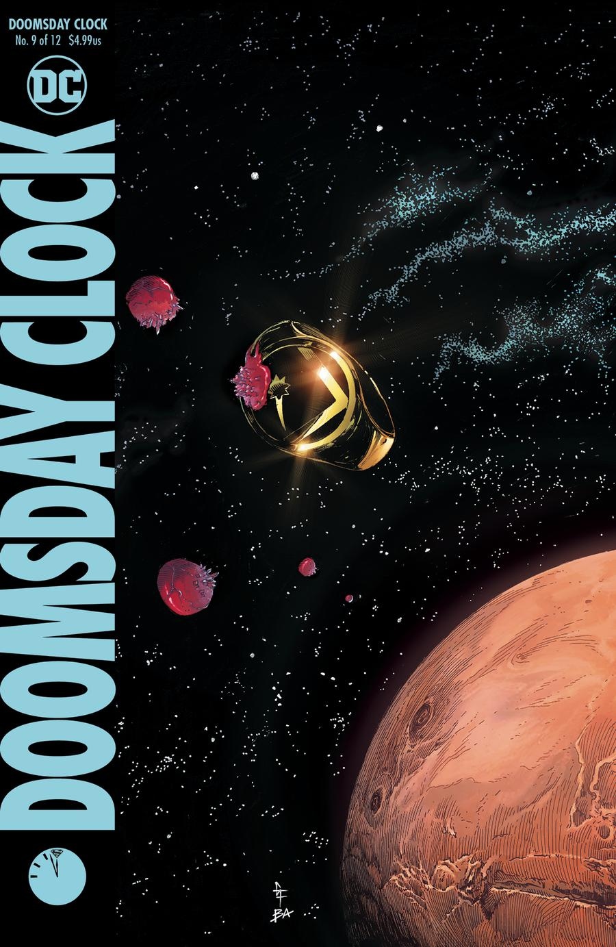 The Long Boxers - Doomsday Clock