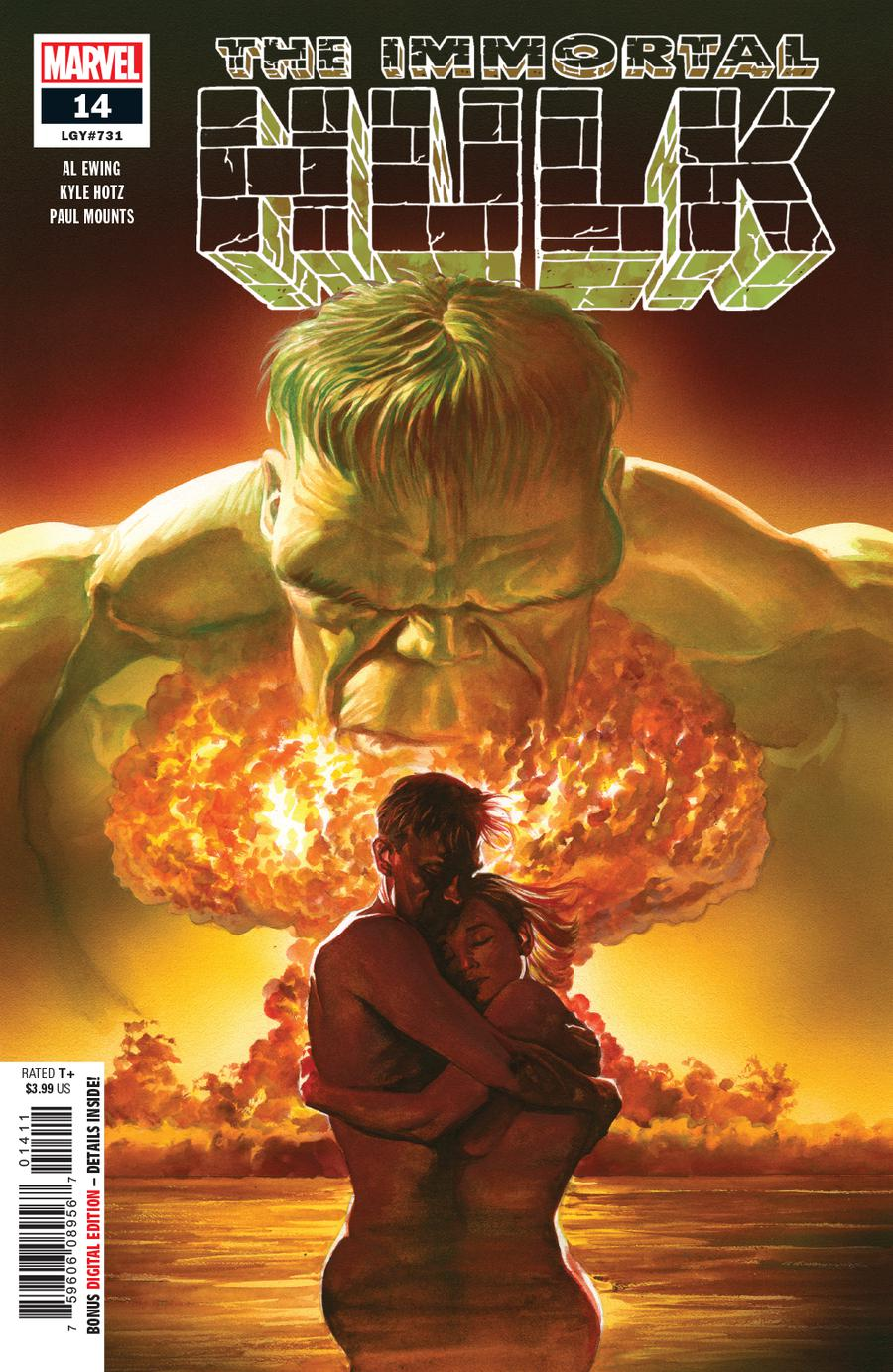 The Long Boxers - Immortal Hulk 14