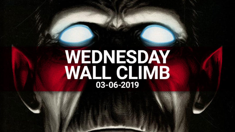 The Long Boxers - Blog Hero - Wednesday Wall 2019-3-06
