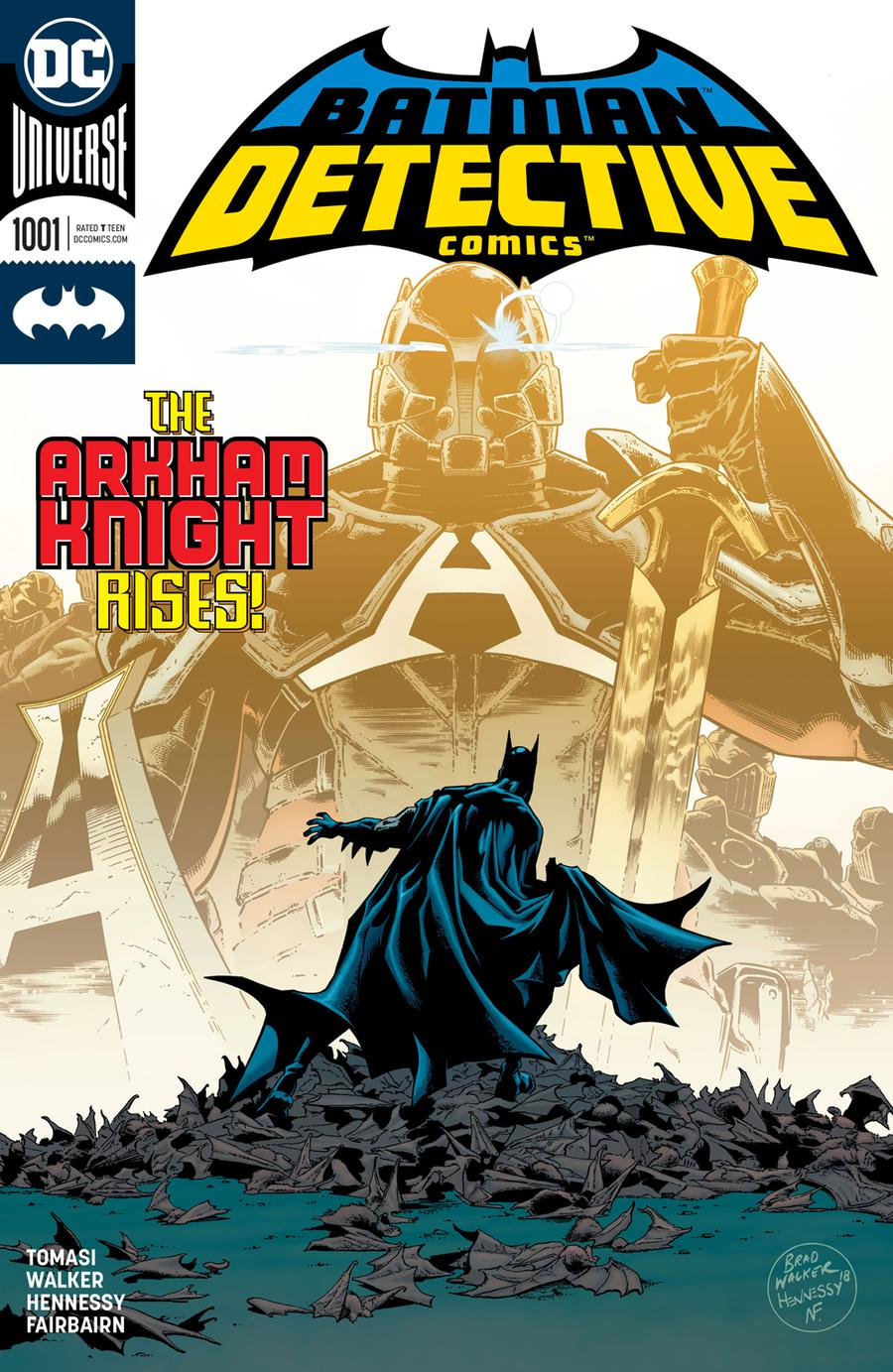 The Long Boxers - Detective Comics 1001