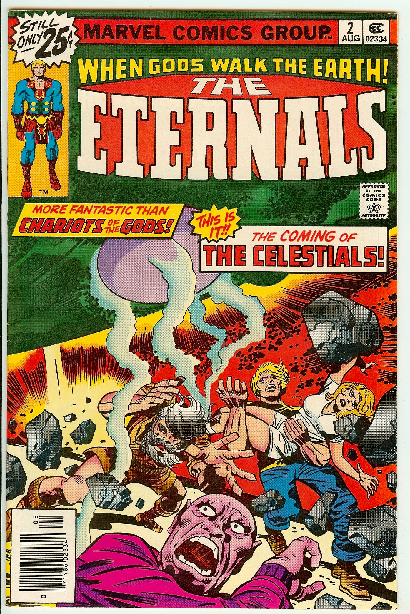 TLB - The Eternals 2